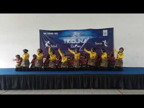 Tari Saman MTsN 1 Jakarta Juara 1 @TrigunaCup