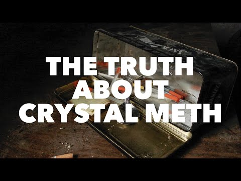 The Truth about Crystal Meth - Real People. Real Stories.