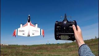 Самолет С Вертикальным Взлетом ... Обзор Радиоуправляемого Самолета Xk X520
