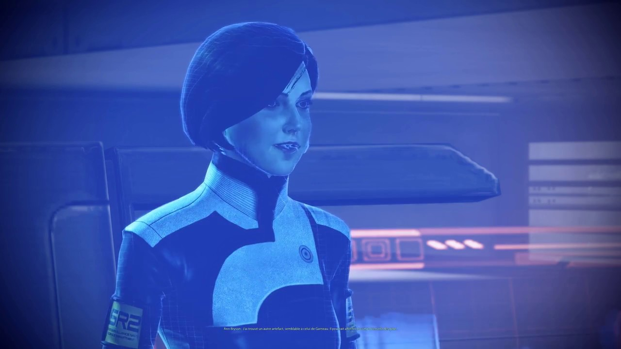 Mass Effect 3: Part 36 using Same-Sex Romances Mod + ALOT