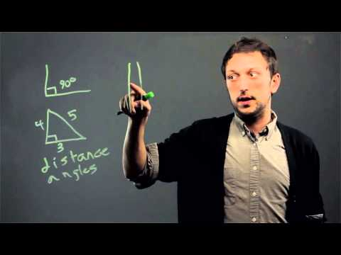 Differences Between Plane Euclidean Geometry & Projective Geometry : Math for Everyone