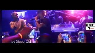 "DJ ARAFAT feat DAVIDO ""Naughty"" (Vidéo Show) ExcluAfrik N°1"