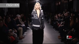 LUTZ HUELLE Fall Winter 2017 2018 Paris Fashion Week   Fashion Channel