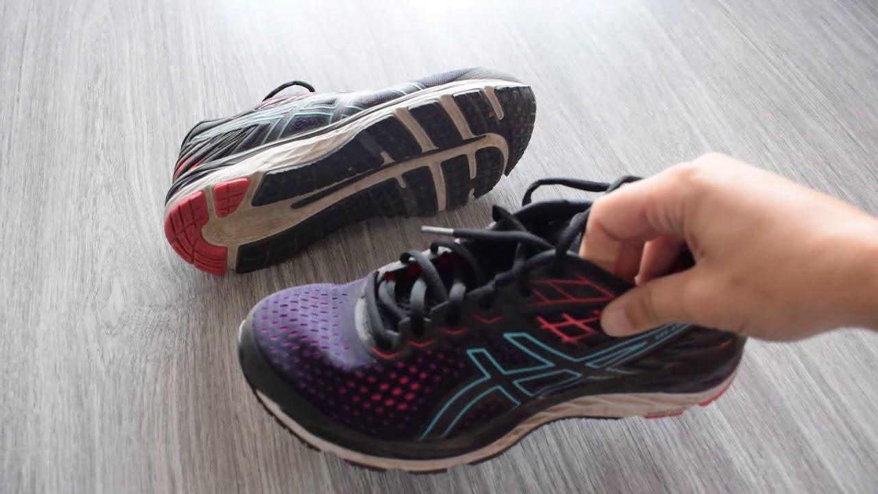 Avis et test Asics Gel-Cumulus 21 chaussures running femme - YouTube