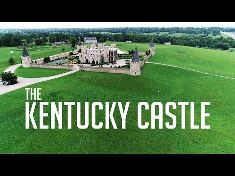 INSIDE The Kentucky Castle - KEN HERON