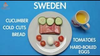 Dünya kahvaltısı  vs Türk kahvaltısı