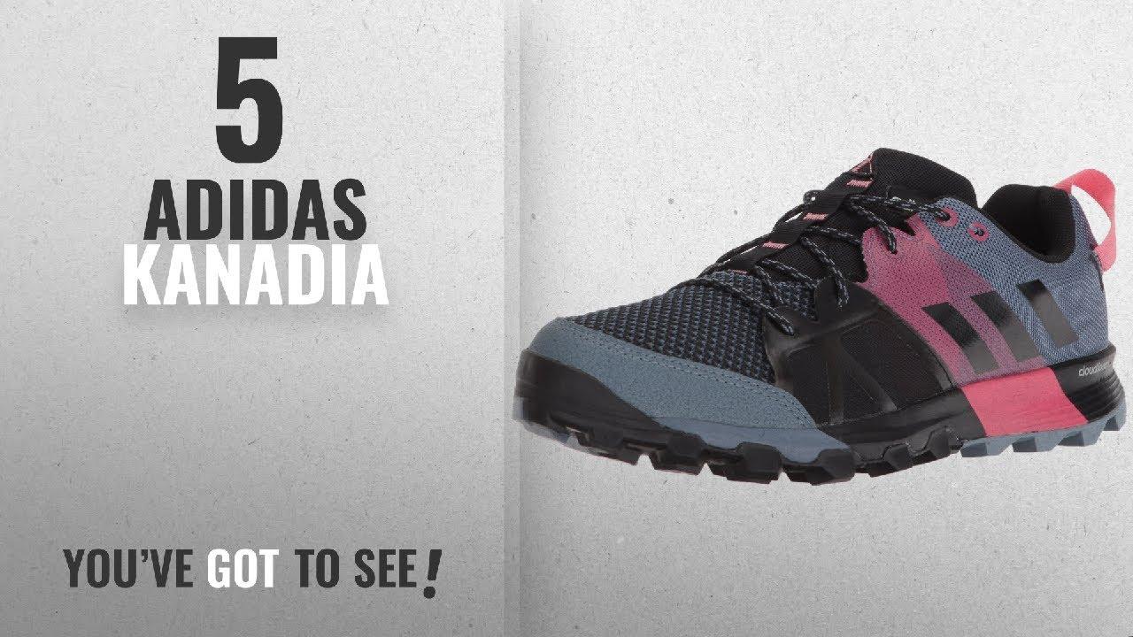 6884736efaa40d Top 5 Adidas Kanadia  2018   adidas outdoor Women s Kanadia 8.1 W Trail  Running Shoe