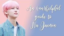 An (un)helpful guide to Na Jaemin