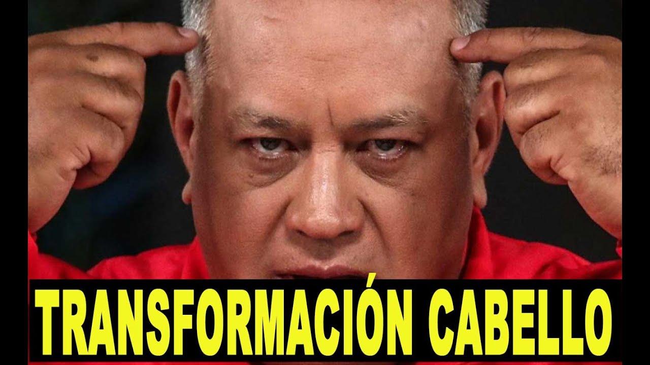 Diosdado Cabello reaparece TV con inimaginable cambio (Venezuela)
