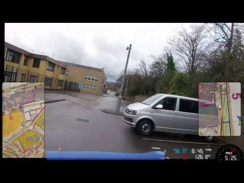 Yorkshire Urban Orienteering League - Norfolk Park (Sheffield)