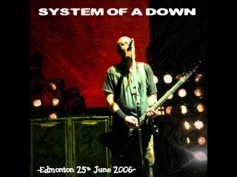 System Of A Down  - Live at Rexall Place, Edmonton, AB, Canada on June 25, 2006
