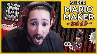 SUPER EXPERT MAPS THAT HAVE CHEATS - SUPER MARIO MAKER
