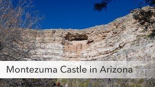 Montezuma Castle - A captivating cliff dwelling in Arizona