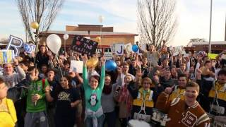 Can't Stop The Feeling! - Butler Senior High School Lip Dub 2016
