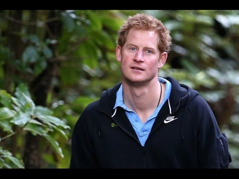 Prince Harry ~ Do I Make You Proud