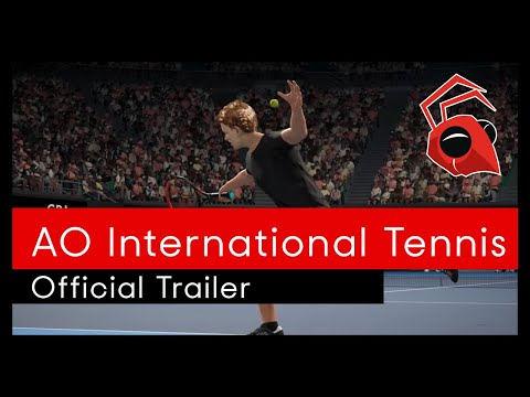 AO International Tennis is OUT NOW