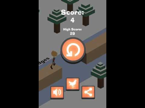 Holes Ahead! - Android gameplay PlayRawNow