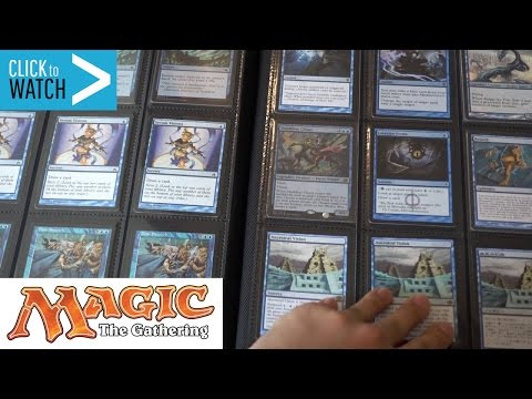 Magic the Gathering Cards Modern & Standard Trade Binder