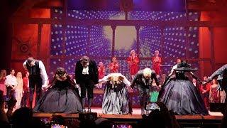 2018.10.20法國音樂劇《搖滾莫札特》謝幕(附歌詞字幕) Mozart L'opéra rock in Taipei — curtain call
