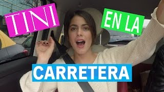 Gambar cover Karaoke En La Carretera #TiniEnLaCarretera   TINI