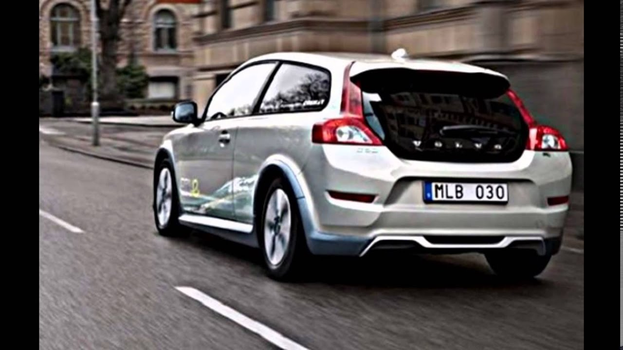 2016-2017 Volvo C30 Electric Car NEw ~ First Release, Reviews ...