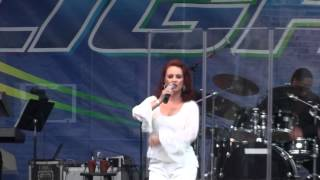 Sheena Easton - Telephone (Long Distance Love Affair) - Market Days 2012