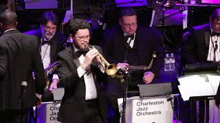 Charleston Jazz Orchestra with Manny Houston - Hit the Road Jack