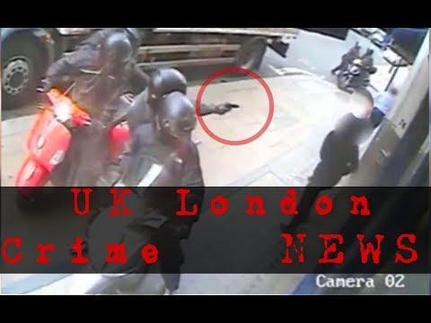 UK London Motorbike Crime NEWS