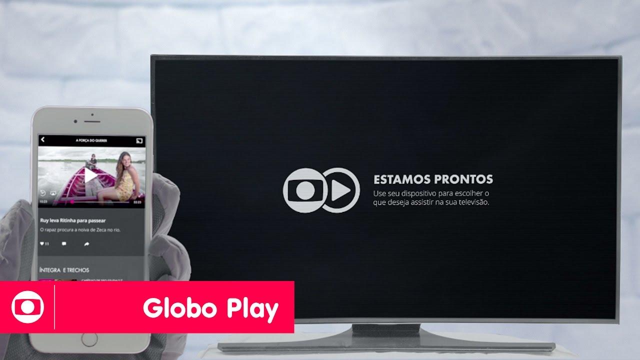 Globo Play Assista Tudo Na Sua Tv Youtube