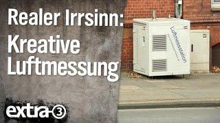 Realer Irrsinn: Kreative Luftmessung in Kiel