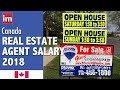 Real Estate Agent Salary in Canada (2018) - Salaries in Canada