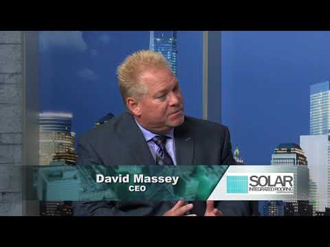 David Massey CEO of Solar Integrated Roofing (SIRC) on Fox business Network 6/18/18