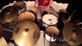Reuben // Freddy Kreuger // Drum Cover // HD