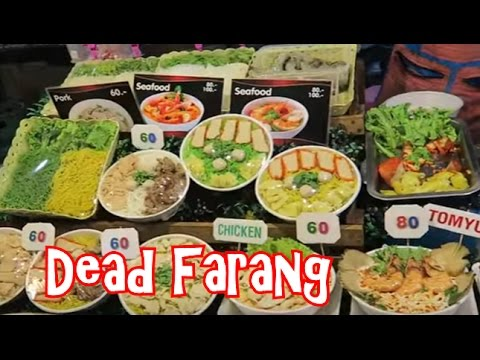 Patong Night Market – Thai Market & Street Food at Malin Plaza Night Market, Phuket Thailand