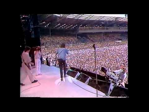The Boomtown Rats - Rat Trap (BBC - Live Aid 7/13/1985)