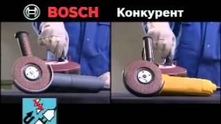 Угловые шлифовальные машины BOSCH GWS 11 125   GWS 15  125