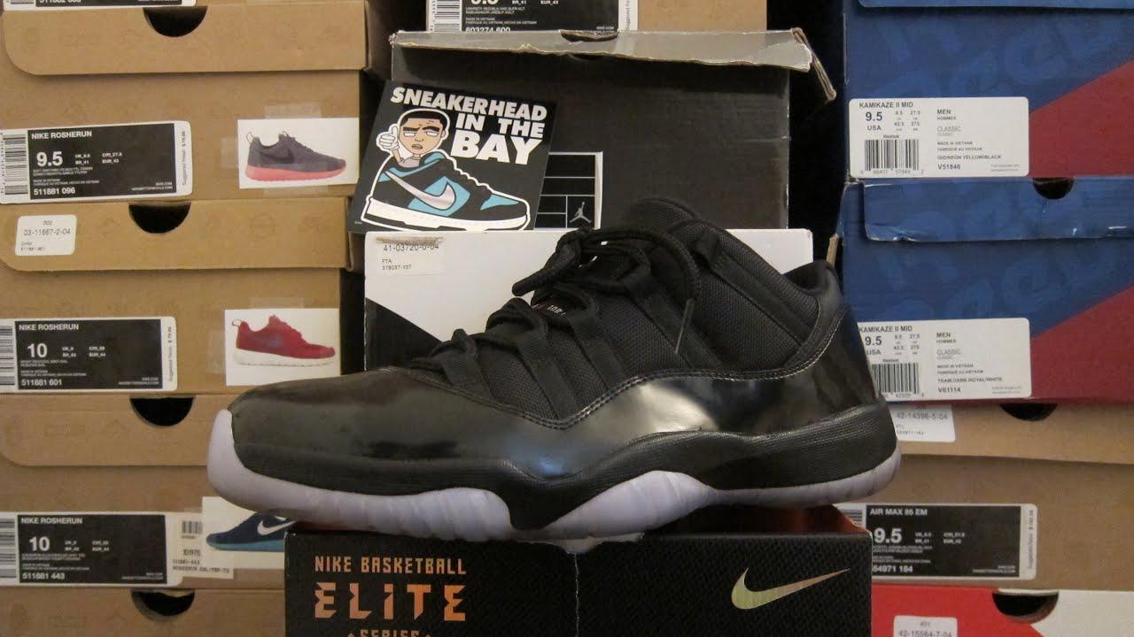 The Cheapest Nike Air Jordan 11 Low Python Bred Custom