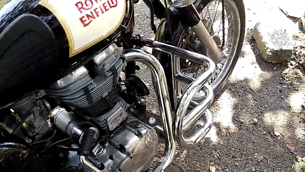 How To Make Royal Enfield Classic 350 Super Smooth And Reduce