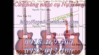 Cửa hàng nhạc cụ NỤ HỒNg , bán đàn guitar cổ thùng tại tphcm