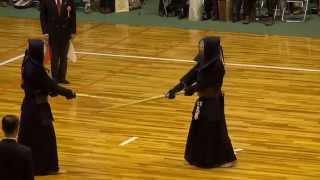 剣道 模範試合