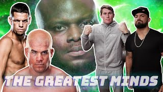 The Greatest Minds of MMA - Ep 3