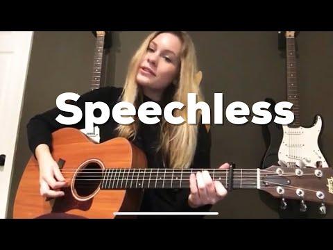 Speechless | Dan + Shay | Beginner Guitar Lesson | Friday Feels w/ Brooke HaTala