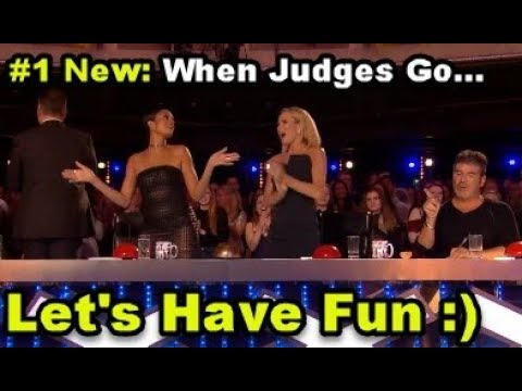 #1 NEW: 10 *HILARIOUS FUNNY* Auditions! Lets Have Some Fun :) Britains Got Talent (BONUS at 12:55)