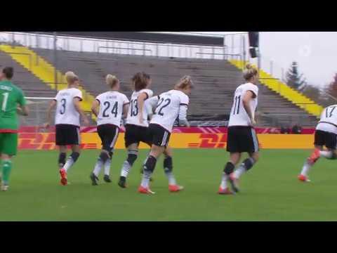 International Friendly. Women. Germany - Netherlands [Das Erste] (25/10/2016)
