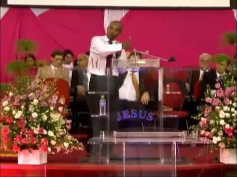 Pr. Lorinaldo Miranda - 8º Congresso Da UAADC (28/06/2009)