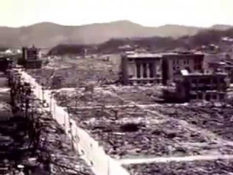 Hiroshima Post Nuclear Attack #1