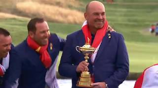 2018 Ryder Cup - Highlights