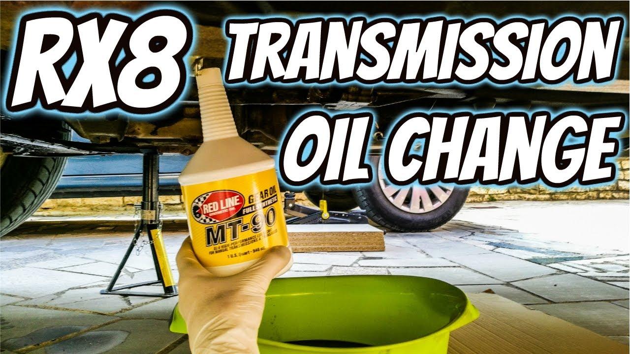 Mazda Rx8 transmission fluid change