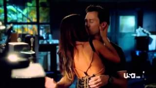Burn notice - The story of Micheal and Fiona