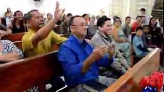 Homenagem ao Pastor Edinho pelo Dia do Pastor Presbiteriano